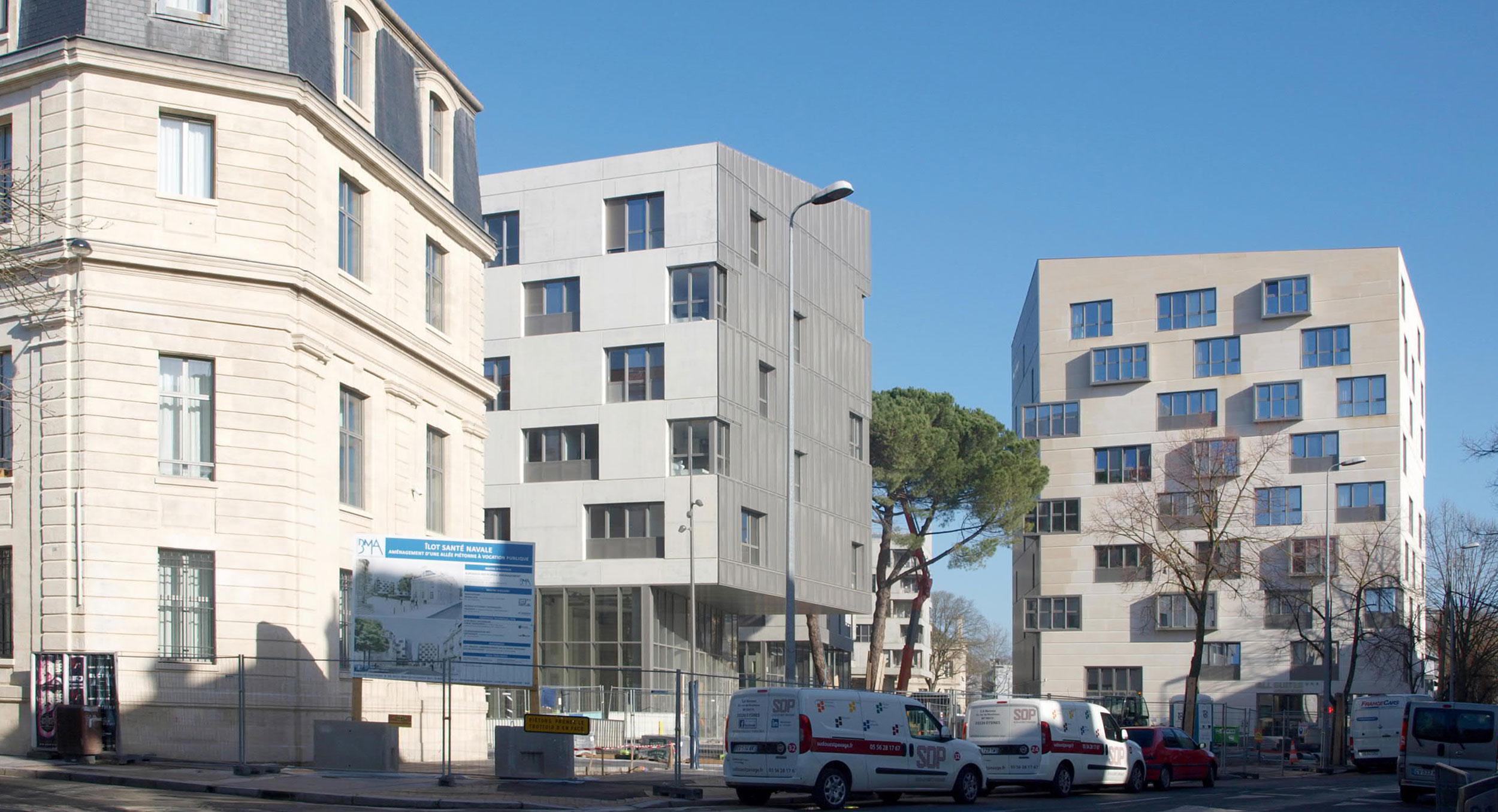 Crédit photographe : Philippe Caumes- Santé Navale, Bordeaux