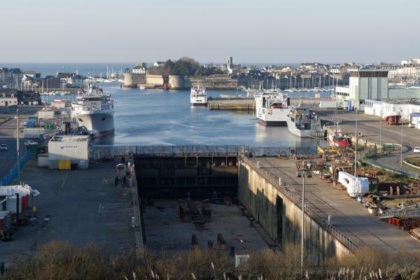 Mission de développement du port de Concarneau